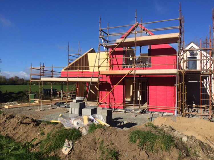 Timber Frame - PD Wickham Construction